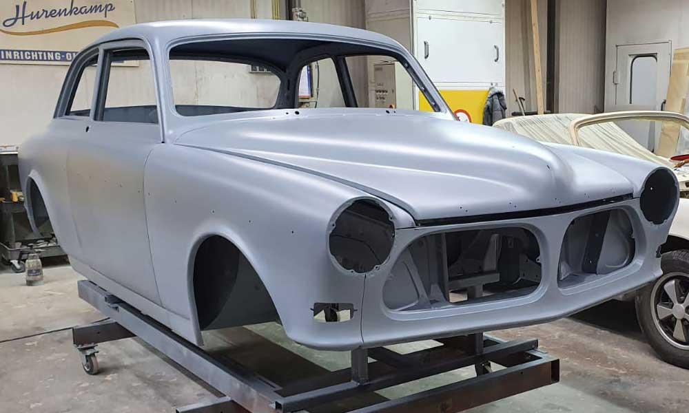 Restauratie Volvo Amazone